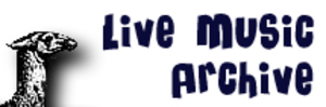 Live Music Archive - etree logo