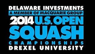 Mens United States Open (squash) 2014