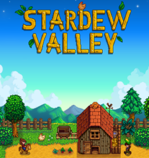 Stardew Valley - Image: Logo of Stardew Valley