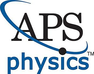American Physical Society - Image: Logo of aps