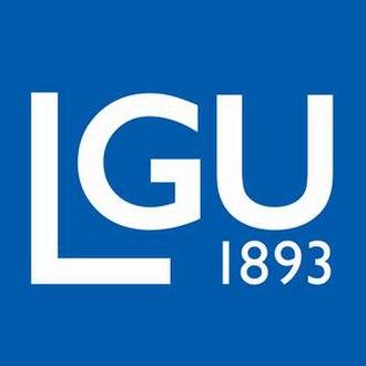 Ladies' Golf Union - Image: Logo of the Ladies' Golf Union