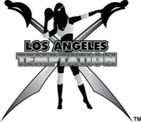 Los Angeles Temptation logo