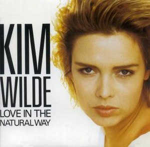Love in the Natural Way - Image: Love in the Natural Way Kim Wilde