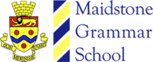 Maidstone Grammar School - Image: Maidstone Grammar logo