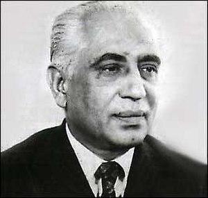 Malik Meraj Khalid - Image: Malik Meraj Khalid