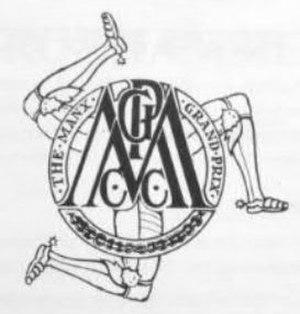 Manx Grand Prix - Image: Manx Grand Prix logo
