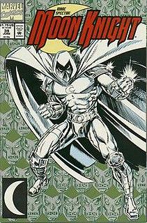 Moon Knight Fictional superhero