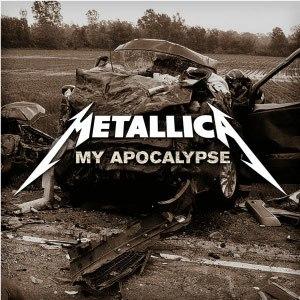 My Apocalypse - Image: Metallica My Apocalypse cover