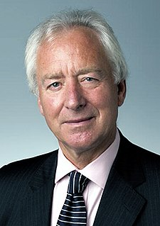 Michael Spicer British politician and life peer
