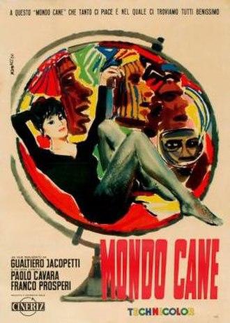 Mondo Cane - Theatrical poster