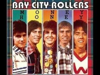 Money Honey (Bay City Rollers song) - Image: Money Honey Bay City Rollers