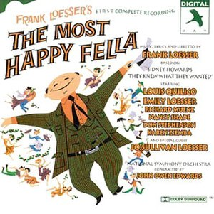 The Most Happy Fella - London Studio Cast Recording