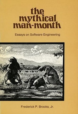The Mythical Man-Month - Image: Mythical man month (book cover)
