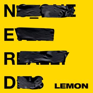 Lemon (N.E.R.D and Rihanna song) - Image: NERD and Rihanna Lemon