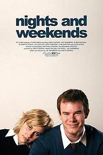 <i>Nights and Weekends</i> 2008 film by Greta Gerwig, Joe Swanberg