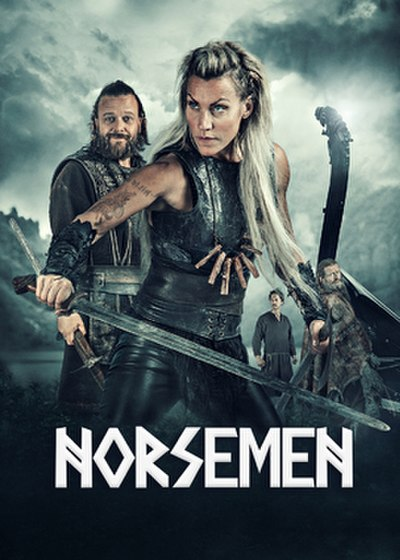 Picture of a TV show: Vikingane
