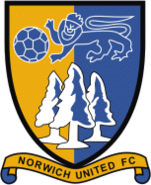 Norwich United F.C. - Image: Norwich United FC