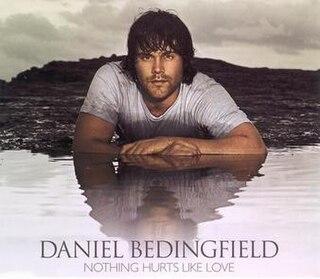 Nothing Hurts Like Love 2004 single by Daniel Bedingfield