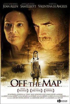 Off the Map (film) - Theatrical release poster