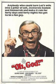 Oh, God! (movie poster).jpg