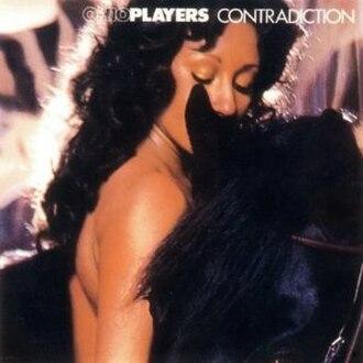 Contradiction (album) - Image: Ohio Players Contradiction cover