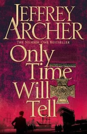 Only Time Will Tell (novel) - First edition (UK)