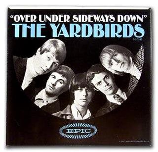 Over Under Sideways Down single by The Yardbirds