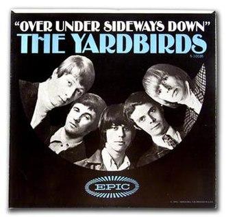 Over Under Sideways Down - Image: Overe Under Epic 10035 1966