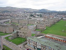 Oxgangs Crescent and Oxgangs House.JPG