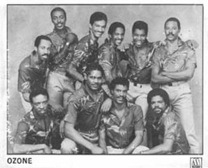 Ozone (American band) - Ozone during their tenure at Motown