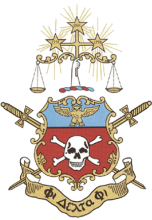 Phi Delta Phi - The Coat of Arms of Phi Delta Phi
