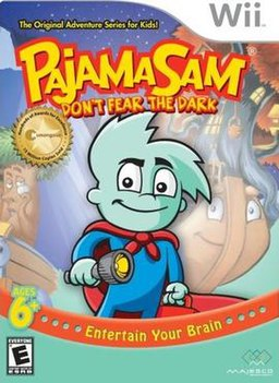 Pajama Sam In- No Need To Hide When It's Dark Outside Wii Cover.jpg