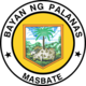 Official seal of Palanas