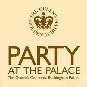 Party at the Palace - Logo