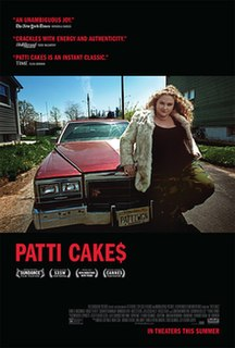 <i>Patti Cake$</i> 2017 film
