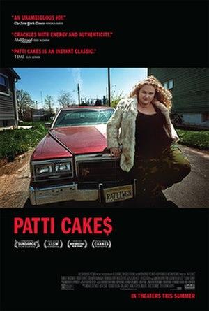 Patti Cake$ - Theatrical release poster