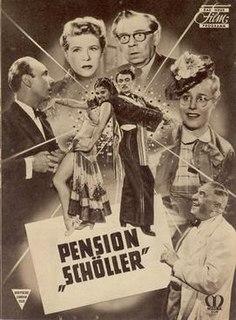 <i>Pension Schöller</i> (1952 film) 1952 film by Georg Jacoby