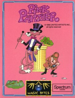 <i>Pink Panther</i> (video game)