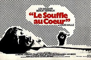 <i>Murmur of the Heart</i> 1971 film by Louis Malle