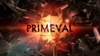 Primeval (TV series) - Series 4 and 5 title card