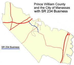 SR 234 (VA)