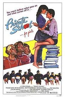 <i>Private School</i> (film) 1983 film by Noel Black