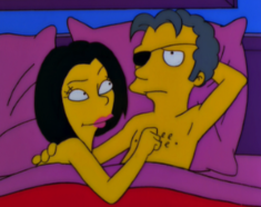 Moe the simpsons sex apologise, but