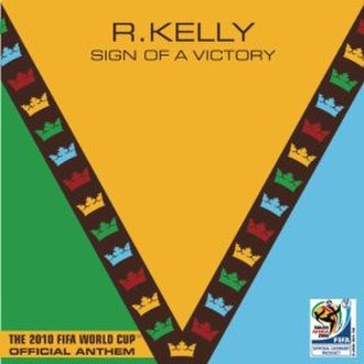 Sign of a Victory - Image: R. kelly sign of a victory