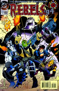 R.E.B.E.L.S. group of fictional characters