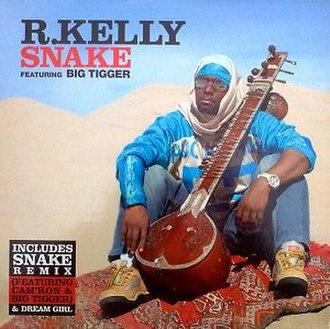 Snake (song) - Image: R Kelly Snake