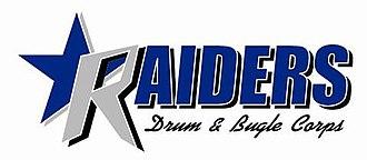 Raiders Drum and Bugle Corps - Image: Raiders Logo