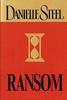 <i>Ransom</i> (Steel novel) novel by Danielle Steel