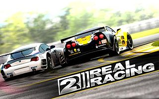 <i>Real Racing 2</i> 2010 video game