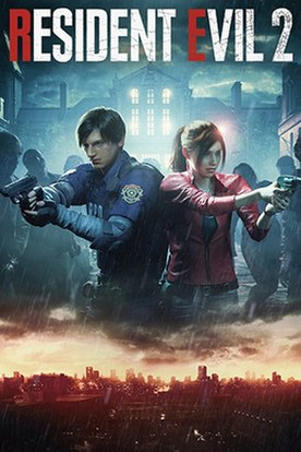 <i>Resident Evil 2</i> (2019 video game) 2019 survival horror video game remake developed by Capcom